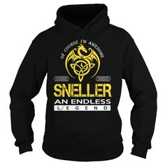 SNELLER An Endless Legend (Dragon) - Last Name, Surname T-Shirt