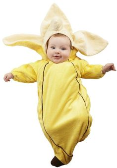 Baby Bunting Banana Costume - How cute is this?  sc 1 st  Pinterest & 7 best Banana costume images on Pinterest | Baby costumes Baby ...