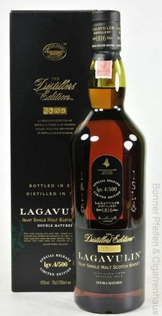 Lagavulin Whisky Distillers Edition