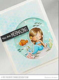 • You Are Mermazing •