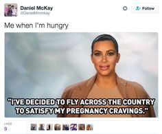 29 Tweets About Being Hangry That Are Basically You