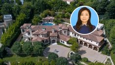 'Steel Princess' Diana Chen Lists Beverly Park House – Variety Beverly Park, Beverly Hills, Princess Of China, Princess Diana, Park Homes, Tuscan Style, Gated Community, At Home Gym, Guest Bedrooms