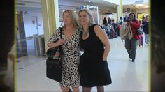 Sisters were reunited after more than 40 years with the help of genealogical investigator, Angela Trammel Adoption Stories, Two Sisters, Prom Dresses, Formal Dresses, Foster Care, 40 Years, The Fosters, The Help, Fashion