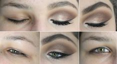 Maquiagem para Pálpebra Gordinha e Olhos Pequenos! by Duda Fernandes http://prettypoison.com.br/maquiagem-para-palpebra-gordinha-e-olhos-pequenos-como-aumentar-os-olhos-com-maquiagem/