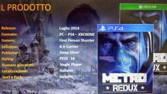 A,B,C...Games: Metro Redux saldrá para PS4 y Xbox One