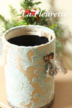 大人可愛いティッシュボックス♪ の画像|布のインテリア* ラ フルーレット の ダイアリー