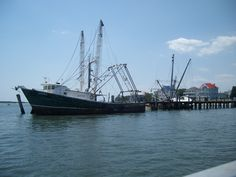 lobster boats, West Ocean City Md