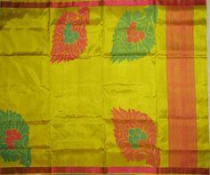 Kanchipuram Silk Saree -KAN0014