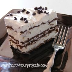 The Easiest Ice Cream Cake by happyhourprojects