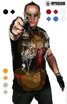 Punk Target