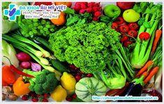 Bổ sung rau quả trong quá trình điều trị bệnh viêm bao quy đầu