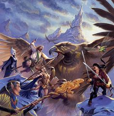 Talisman the Highlands by RalphHorsley.deviantart.com on @deviantART