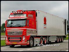 VOLVO FH13-500 GlobetrotterXL - P Bjarne Andersen PBA 372 - DK   Flickr - Photo Sharing!