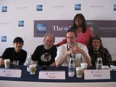Primary Roger Ebert Panel at The American Pavilion 2013