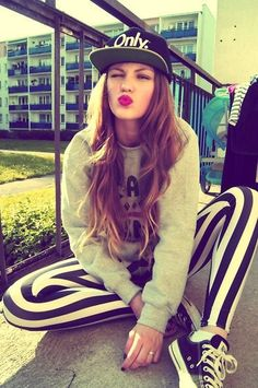 Incredible Hip Hop Girl Womens Fashion Pinterest Photos Hip Hop Girl Hairstyle Inspiration Daily Dogsangcom