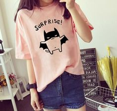 Tričko s potiskem batcat růžové – trička s potiskem + POŠTOVNÉ ZDARMA Na  tento produkt se 06082984af