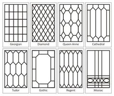 """On mirror for above the windows? How To Create a """"Leaded"""" Glass Look on your Windows - using self adhesive lead tape (available in craft stores). This product line includes paint so you can create stained glass windows. Faux Stained Glass, Stained Glass Designs, Stained Glass Projects, Stained Glass Patterns, Leaded Glass Windows, Transom Windows, Windows And Doors, Painting On Glass Windows, Lead Windows"""