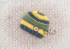 Check out this item in my Etsy shop https://www.etsy.com/listing/400241305/knit-baby-boy-button-beanie-newborn-boy