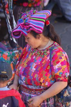 Markets Chichicastenago, Guatamala  posted 6 May