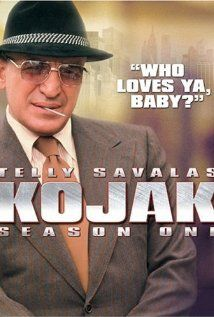 Kojak just recently bought the action fig ~
