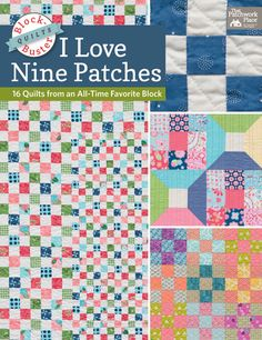 martingale, nine patch, cory yoder, quilts, quilting, scrappy quilts