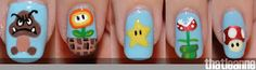 mario nails - Google-haku