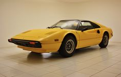 1980 Ferrari 308 GTS - 308 GTS/i - Giallo Modena Yellow, Only 45,000 kms from new | Classic Driver Market