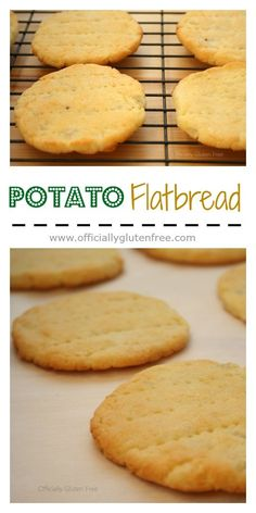 Potato Flatbread Gluten Free