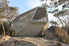 Galería de Capilla del Atardecer / BNKR Arquitectura - 10
