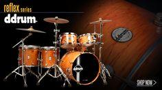 ddrum Reflex series at GoDpsMusic.com