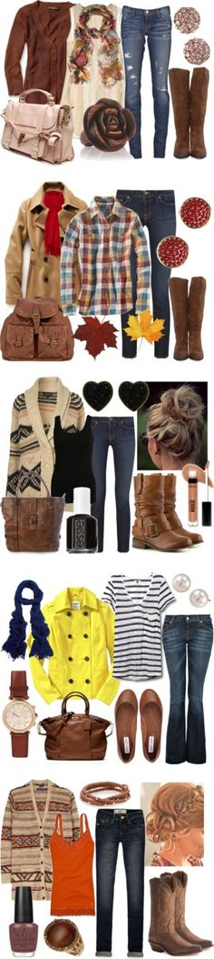 """Fall Fashion"" by qtpiekelso on Polyvore"