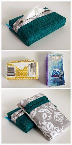 Achoo Tissue Packet | AllFreeSewing.com