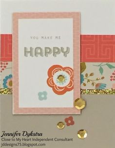 jd designs - CTMH My Crush for Her card