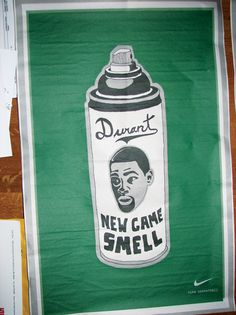 Kevin Durant - New Game Smell
