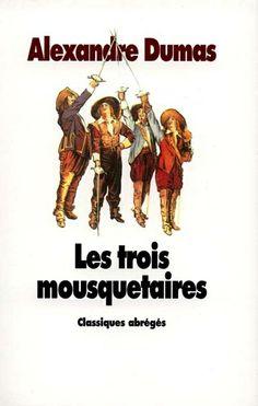Partez à l'époque de Louis XIII et suivez les aventures de D'Artagnan, Athos, Porthos, et Aramis.