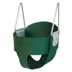High Back Full Bucket Toddler Infant Swing Seat - Seat Only - Green, This is a highback full bucket seat. This seat has hardware made on the sides. This seat is excellent quality. Wooden Baby Swing, Portable Baby Swing, Swing Set Accessories, Diy Baby Shower Decorations, Outdoor Baby, Swing Seat, Baby Burp Cloths, Baby Swings, Baby Sleep