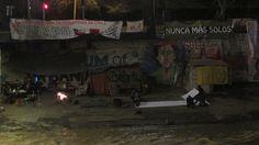 Toma Bajo Puente Pío Nono (Barrio Bellavista).