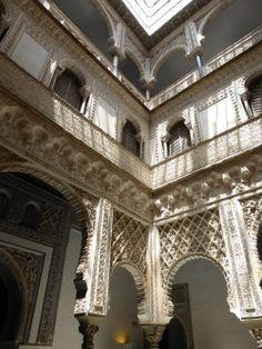 Spain, Alcázar of Seville - so amazing!