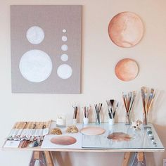 Inspiration for a creative weekend courtesy of @stellamariabaer  by designsponge
