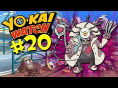 YO-KAI WATCH | PARTE #20 | (JEFE) EL DOCTOR MAJAROV - YouTube