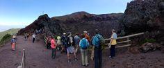 Guida ambientale escursionistica sul Vesuvio