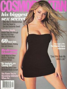 Mariah Carey...i remember this issue! I am such a huge fan