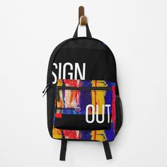 Promote | Redbubble Sign Out, Herschel Heritage Backpack, Promotion, Signs, Shop Signs, Sign