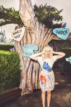 It's a Fashion Wonderland with Essentiel's Alice Collection