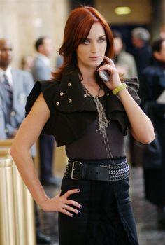 Emily Blunt AS Emily (The devil wears Prada - David Frankel, 2006)