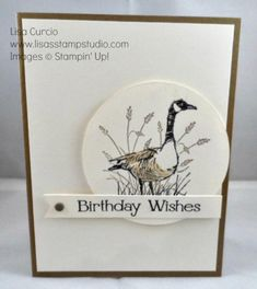 Goose Greetings CASE by lisacurcio2001 - Cards and Paper Crafts at Splitcoaststampers