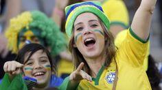 عکس های افتتاحیه جام جهانی ۲۰۱۴