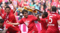 Bayern München, Deutscher Meister 2013