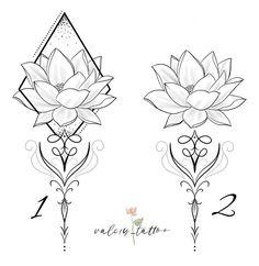 Small Mandala Tattoo, Tattoos Mandala, Sternum Tattoo, Tattoo On, Lotus Tattoo, Piercing Tattoo, Tattoo Drawings, Best Friend Tattoos, Mom Tattoos
