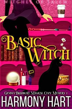 Free Kindle Book - Basic Witch: Witches of Salem (Gemma Bradbury Magical Cozy Mysteries Book I Love Books, Books To Read, My Books, Sherlock Holmes, Paranormal, Drop Everything And Read, Free Books Online, Cozy Mysteries, Mystery Books